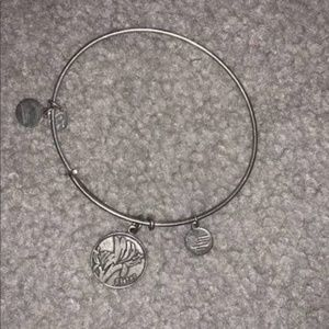 Alex and Ani Sister silver bracelet